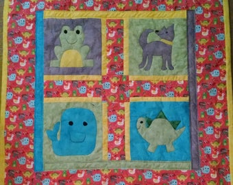 Custom Quilts-Baby, Seasonal, or lap quilts
