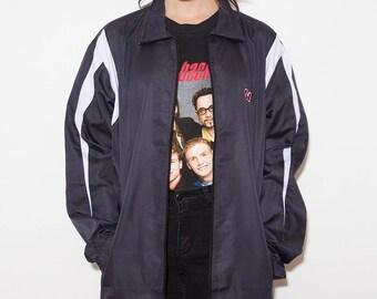 90s Clothing, Sports Illustrated, Windbreaker Jacket, 90s Windbreaker, Lightweight Jacket, Track Jacket, Normcore, 90s, Windbreaker, Minimal