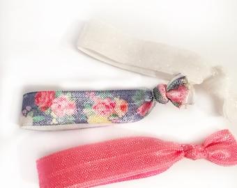 Elastic hair ties, hair elastic, hair elastic bracelet, hair elastic band, hair elastic for girls, hair elastic shower gift, hair accessory