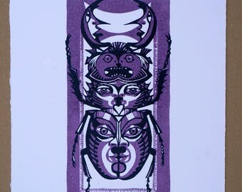 Beetle Face