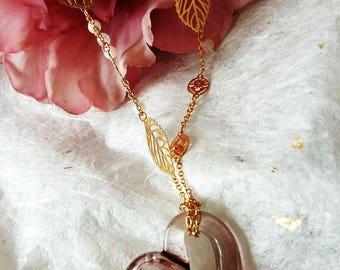 Handmade Fragrance Necklace