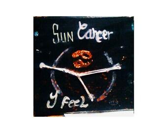 "Zodiac Signs Constellations - Custom made String art 5""x5"""