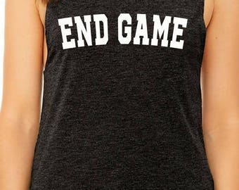 I Wanna be your End Game cute tshirt for bride to be or valentine