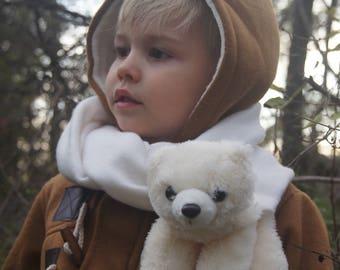 Polar Bear Scarf ***Free US Shipping***