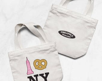 I Love New York Small Tote Bag
