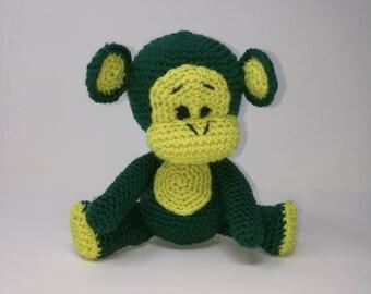 Monkey Amigurumi Amigurumi Monkey