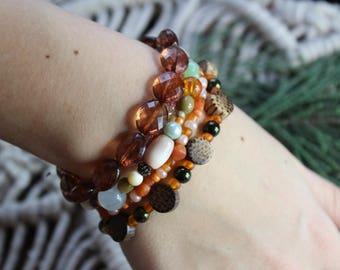 Santa Fe Stackable Bracelet Set