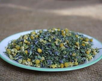 Organic Basil Blend Tea
