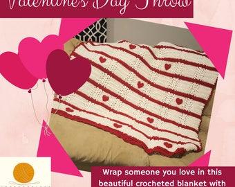 Valentine's Day Throw