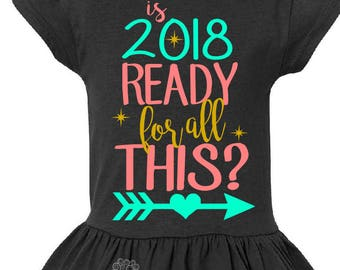 Is 2018 ready for all this SVG, Is 2018 Ready SVG, New Years SVG