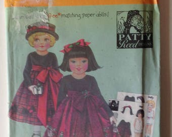 Simplicity 4905 UNCUT Childs Dress Size 3-4-5-6