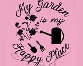 My Garden is My Happy Pla...