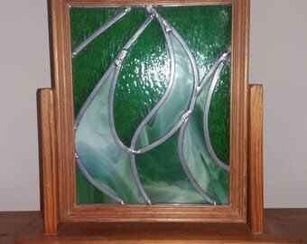 Marine Plants - Stained Glass Classic