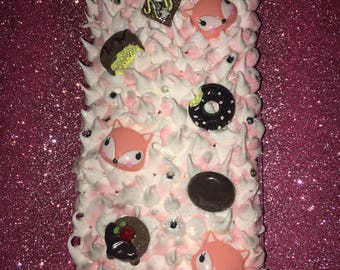 Decoden whipped Cream iPhone 6/6s Case