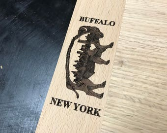 Buffalo New York Cheese Board