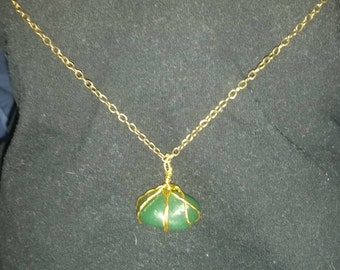 Magical enchanted necklace