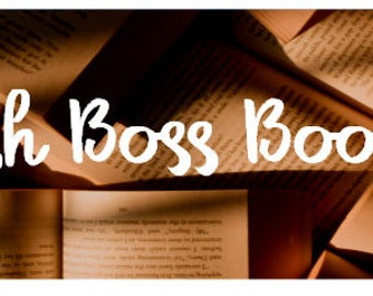 Custom Bookmark for Bookish Boss Book Club