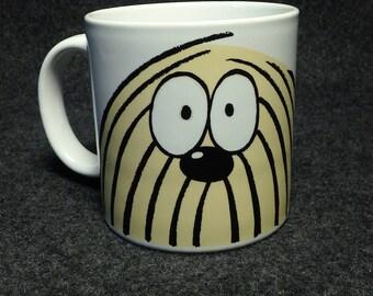"World's Greatest ""Mug"" Mug - Dakin - Japan - Peter Guren - Shagg - Vintage 1979"