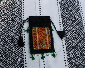 Small Afghan Kuchi pouch - bag
