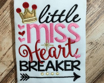 Little Miss Heart Breaker