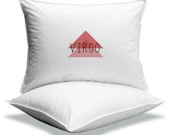 horoscope virgo aquarius  aries cancer capricorn gemini pillow
