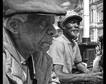 Men of Brixton, London