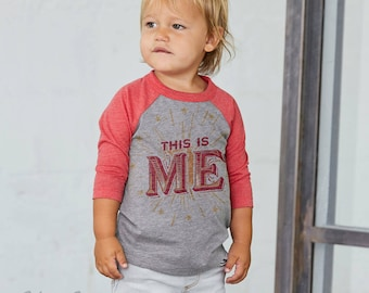 This is ME : Kid's Unisex Soft Blend Baseball Sleeves