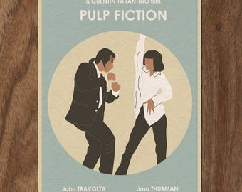 Pulp Fiction Limited Edition Print