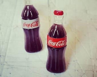 Coke & Diet Coke Bottle Cufflinks
