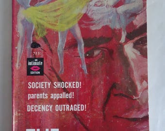 Parents Appalled! THE BIGAMIST Exploitation Trash Novel Vintage Paperbacks Fiction Sleaze Marriage Wedding Gag Gift