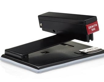 Zenith 502 Lawyers Stapler - Perfect for Folding Pamphlets - was 97.50 - BARGAIN