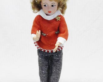 1960s Vintage Patty Duke Doll by Horsman in Original Clothes 1965