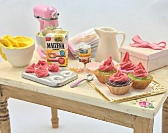 Preparation Table - Cupcake lovers - UNIQUE