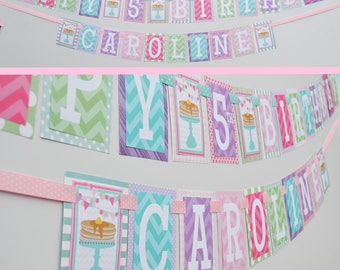Pancakes and Pajamas Birthday Party Banner Decorations Fully Assembled   Pancake Breakfast Party   Sleepover Party   Sleepover Birthday  