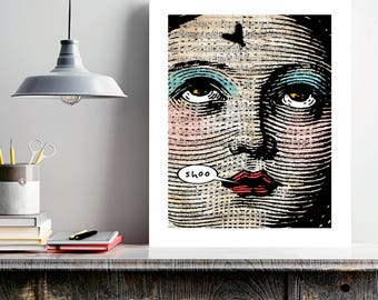 Unique home decor Etsy