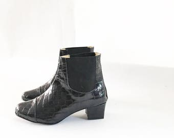 Pixie Chelsea Heeled Ankle Boots (Handmade to Order)
