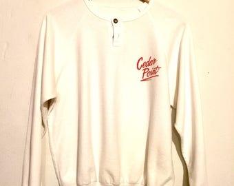 White Cedar Point Sweatshirt