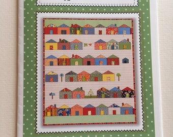 "Little House Quilt pattern - Sandy Klop for American Jane Patterns - 37"" x 43"""