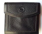 Vintage Dooney & Bourke All Weather Leather Wallet