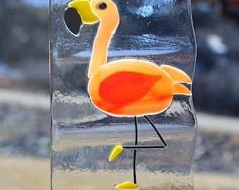 Flamingo Sun Catcher or Wind Chime