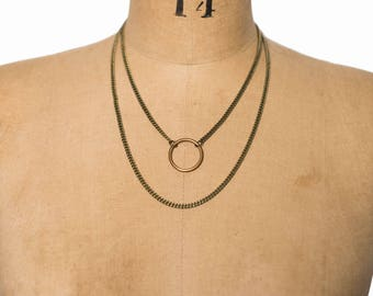 Celia Layered Chain Necklace