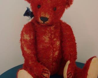Hampton Bears Rory, antique style Artist Bear