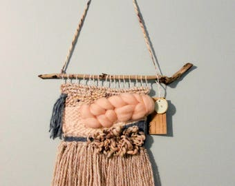 Woven Wall Hanging N. 11