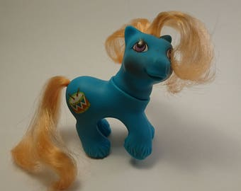 Vintage My Little Pony - Baby Drummer - Playtime Baby Brother - Very good condition
