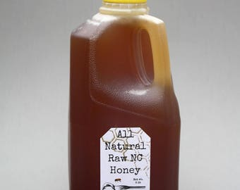 Honey-5 lb jug, Really Raw Honey