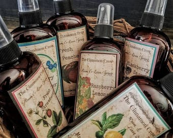 Primitive Room Spray Set ~ Scents of Summer