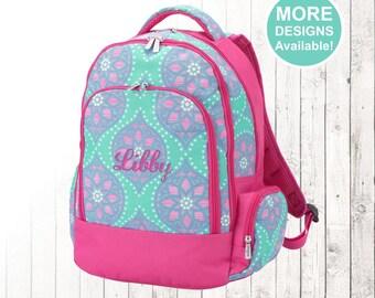 Girls backpack | Etsy