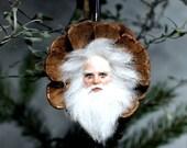 """Nature Spirit - """"Santa"""" - Decoration - Handmade"""