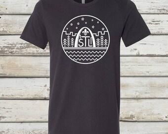 St Louis Camp Shirt