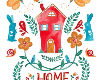 Folk Home (Original)